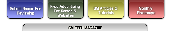 Game Maker Tech Signature Promotional Banner
