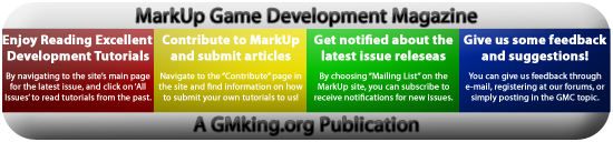 Markup Signature Promotional Banner