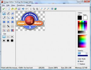 gamemaker 8 sprite image editor 0point9 300x231 GameMaker 8: Image and Sprite editor version 0.9