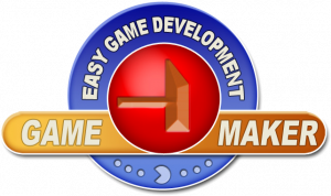 The current Game Maker logo