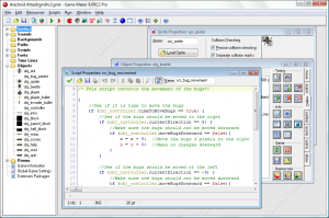 Game Maker 8 (Release Candidate 2) IDE