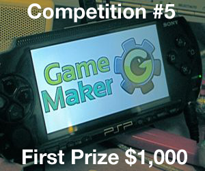 game maker psp Game Maker HandHeld Game Competition   What does this mean?