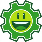Green Smile - Game Maker 8 Logo suggestion