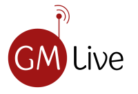 gmlive game maker radio podcast logo GMLives 10th Show