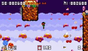 Zool as built in The Game Maker's Companion