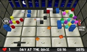 Prison Ball Android - Day at the Race level