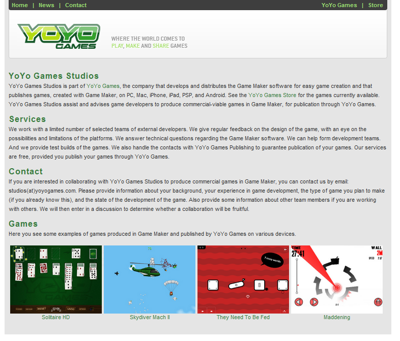 Yoyo games studios launched by mark overmars gamemaker blog