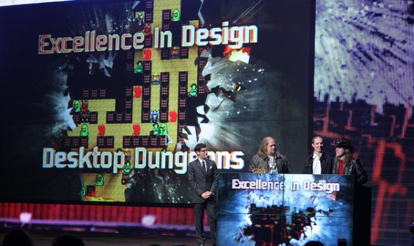Desktop Dungeons - IGF Excellence in Design Winner 2011