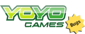 YoYo Games Game Maker Bug Report