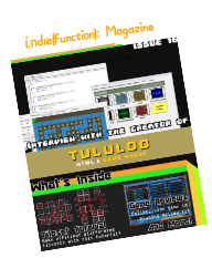 indie Function Magazine Issue 16