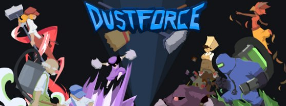 Dustforce Title