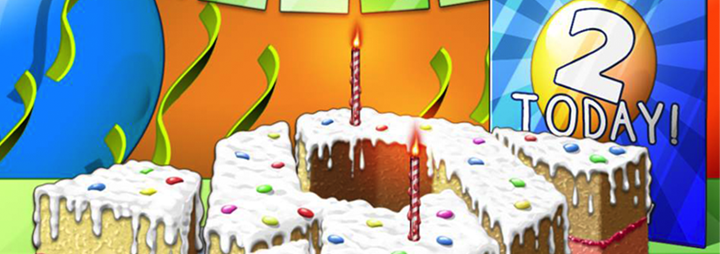 gms bday GameMaker Studio Released Two Years Ago Today