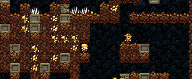 game review spelunky