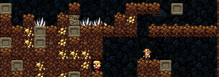 spelunky Game Review   Spelunky