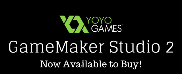 GameMaker Studio 2 Available to purchase
