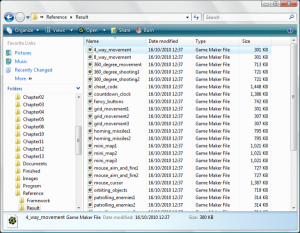 Over 300MB of resources are included on the bundled CD