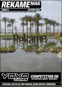 Rekame Mag 3 Cover