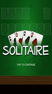 Simply Solitaire HD on Android