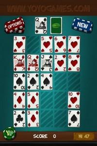 Simply Poker Squares