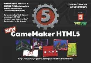 YoYo Games HTML5 GDC Promo