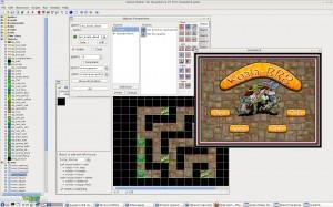 GameMaker 7 for Linux (Raspberry Pi)