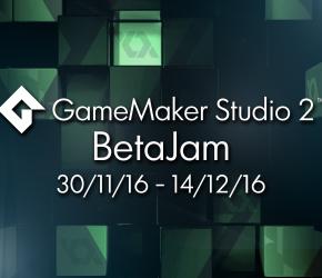 GMS2 Beta Game Jam