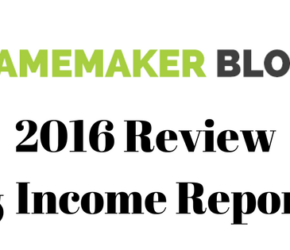 2016 Review & Income Report