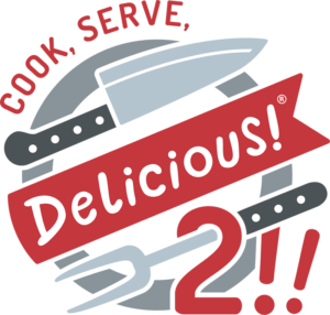 Cook Serve Delocious 2 Logo