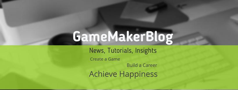 GameMaker Blog